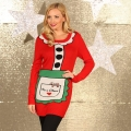 Christmas Mrs Claus Dress