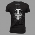 Ladies Phutek Skull T
