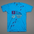 LM - Fun Run Adults Blue T-Shirt