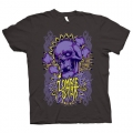 Zombie skull T